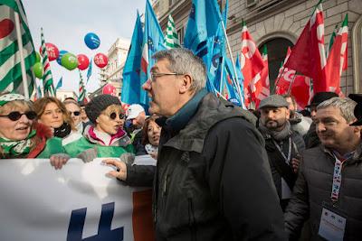 Biografia e Stipendio di Maurizio Landini