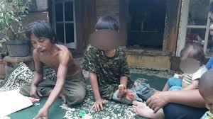 Menolak Dibuatkan KTP dan Mengaku Dibantu Jin Saat Membuat Sumur, PriaIni Tiap Hari Minum Air Comberan Bersama Anak Istri