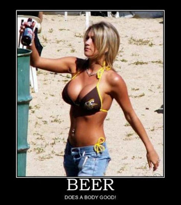 What beer does to your body - Funny pictures