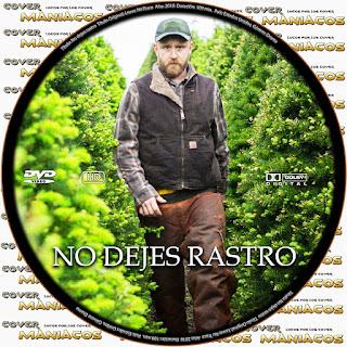 GALLETA No dejes Rastro - Leave No Trace - 2018 - [COVER DVD]