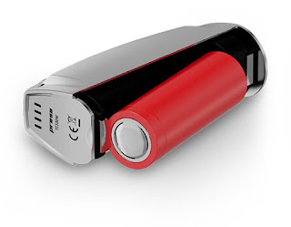 It's advisable to charge your Presa TC100W with a spare battery charger