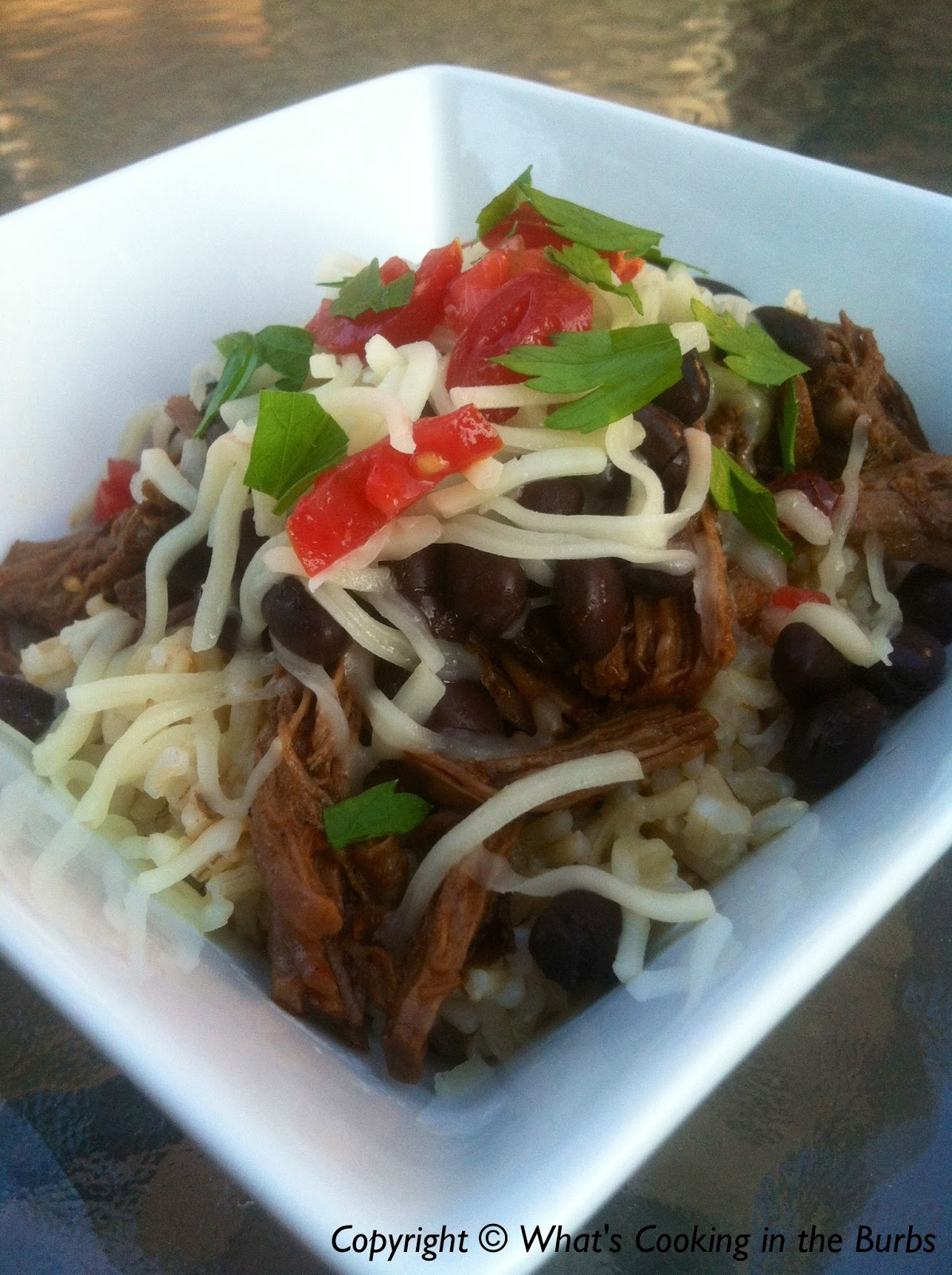 What's Cooking in the Burbs: Chipotle Barbacoa Beef ...