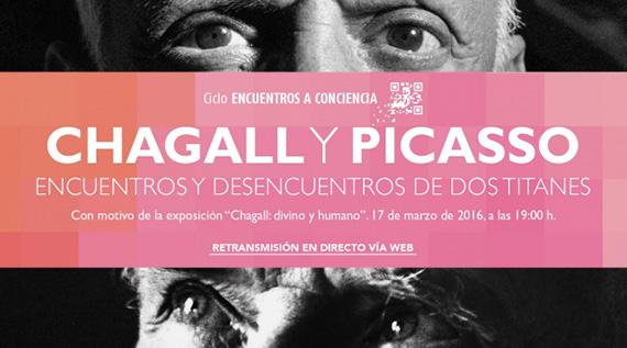 Exposición 'Chagall. Divino y humano' en la Fundación Canal
