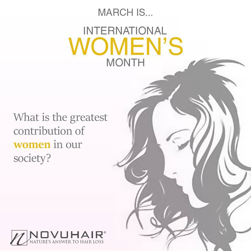 International Women's Month