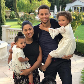 How Many Kids Does Steph Curry Have?