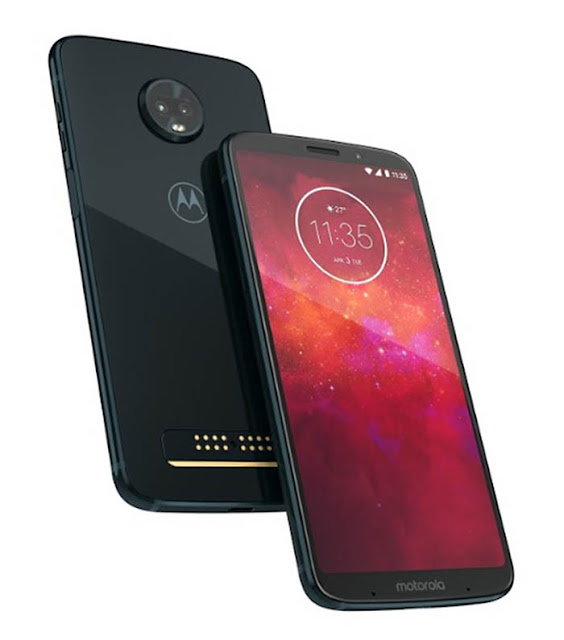 Moto Z3 Play launched;Comes with SD 636 and 4GB RAM