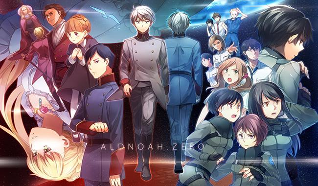 Descargar Aldnoah.Zero 2nd Season