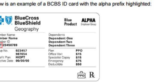 blue cross blue shield denial codes list