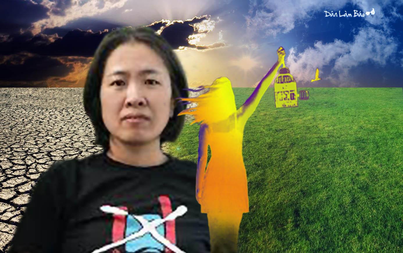 Mẹ Nấm: (Cộng sản) Việt Nam đã bắt giữ blogger nổi tiếng nhất như thế nào