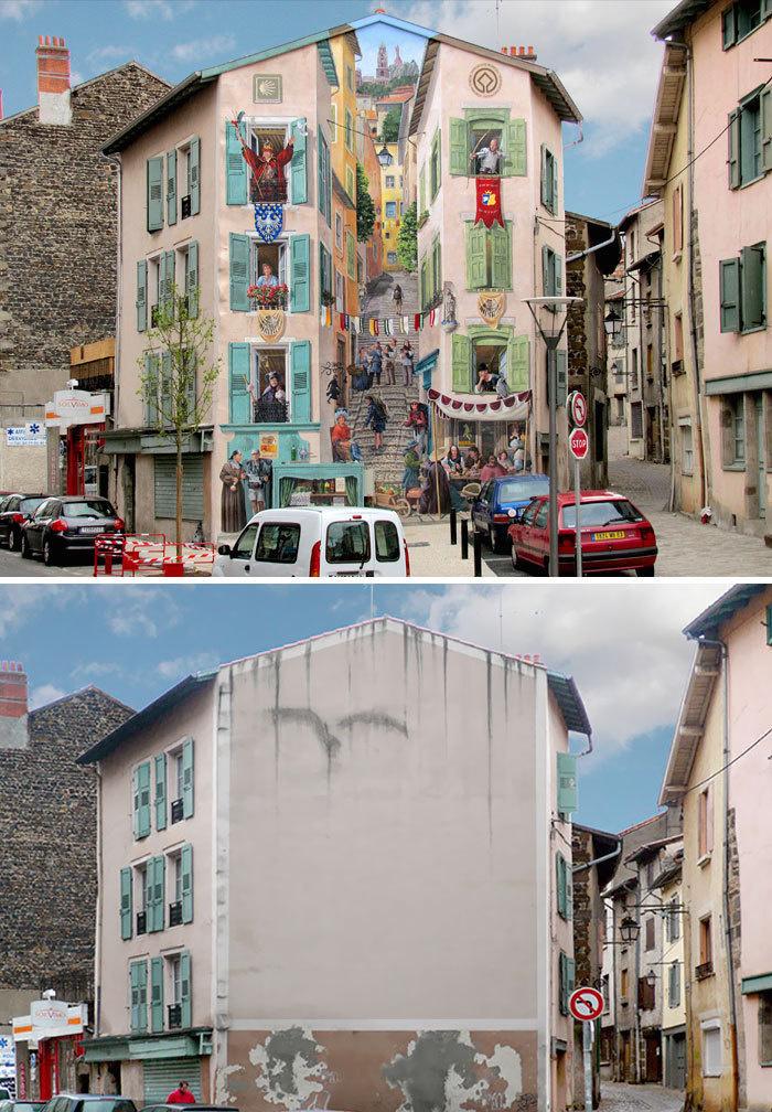 More Windows - Renaissance, Le Puy en Velay, France.