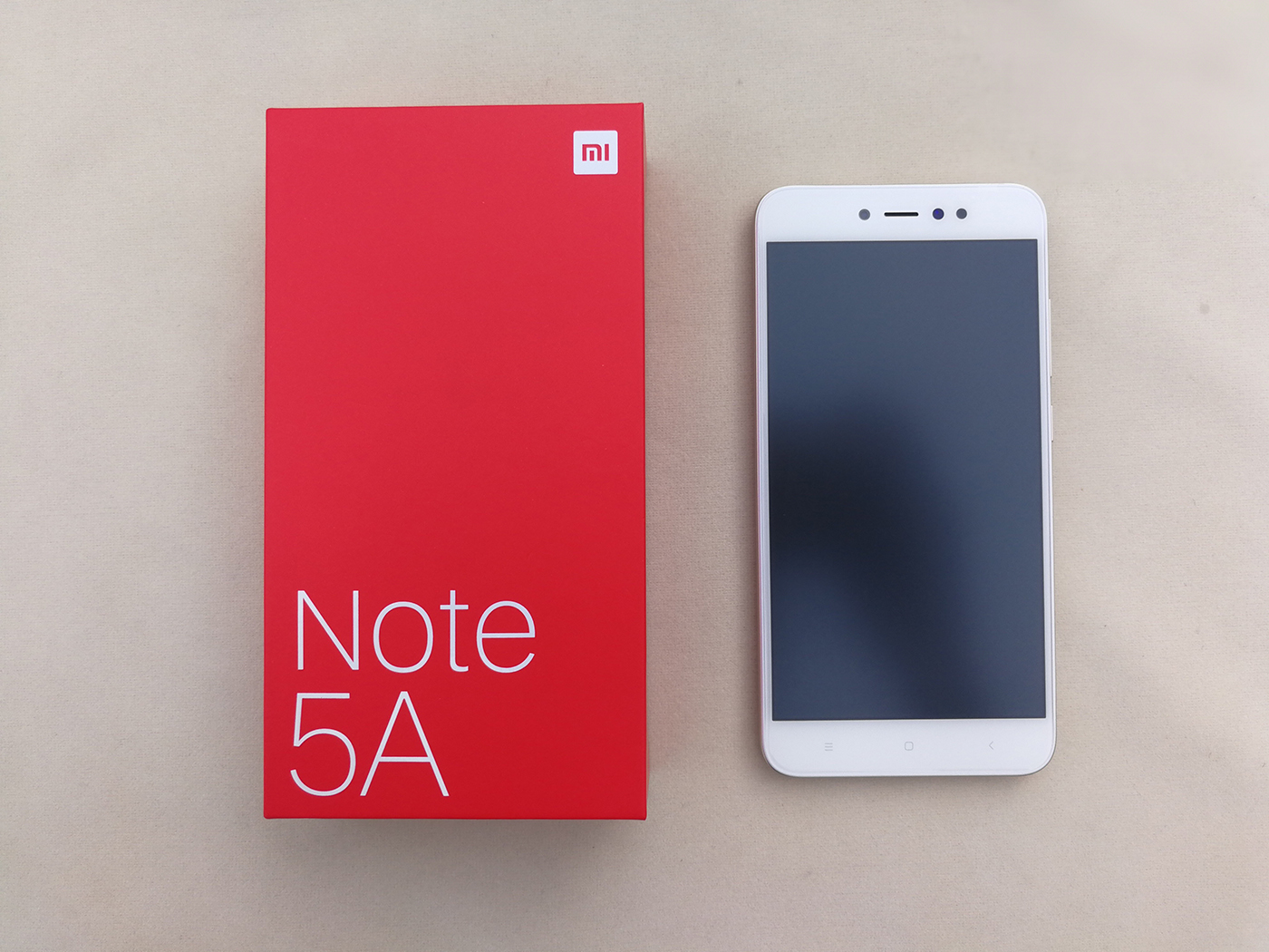 blog xiaomi redmi note 5a real life images unboxing pictures realeased from. Black Bedroom Furniture Sets. Home Design Ideas