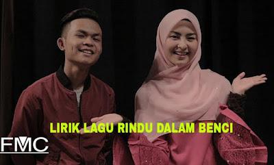 Lirik Lagu Wany Hasrita ft. Tajul - Rindu Dalam Benci