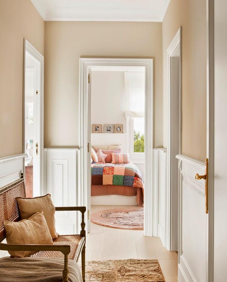 Conosciuto Decor Inspiration | Classic Shabby Chic Apartment | Cool Chic  UF71