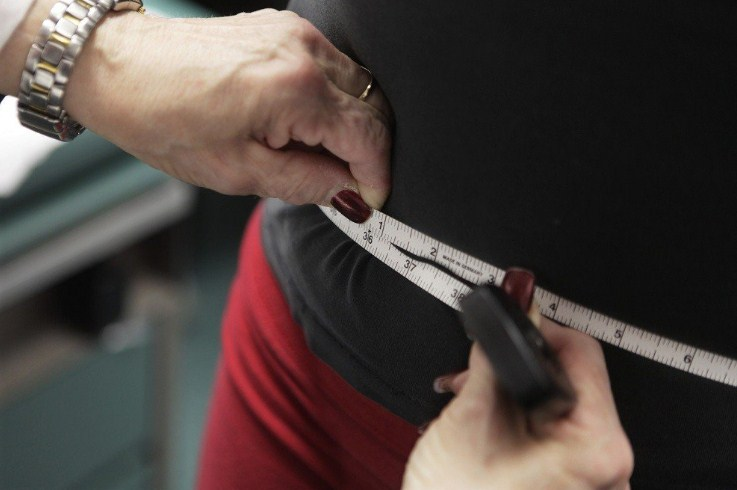 Scales outdoor, fitness and body fat key to health