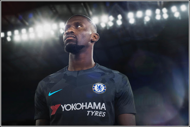 Nike Chelsea 17-18 Third Kit