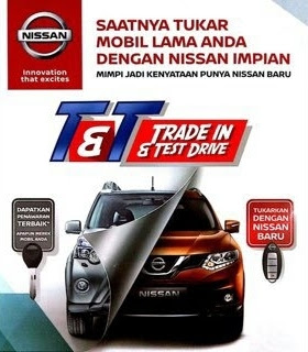Promo Mobil Nissan di Wilayah Depok