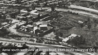 Brisbane's Boggo Road Gaol as it looked in 1929.