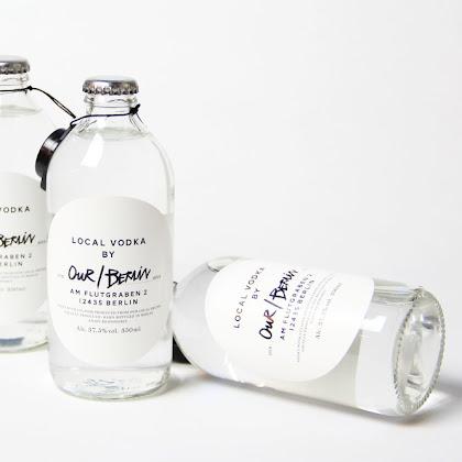 Our/Vodka - Uma marca global com raízes locais.