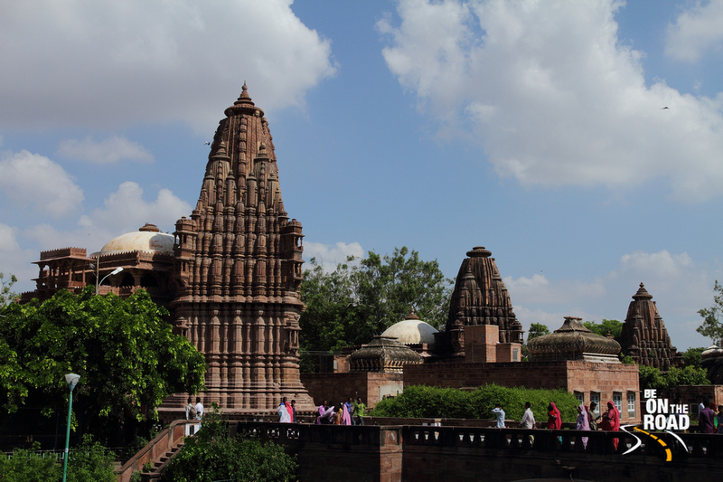 Mandore Cenotaphs, Rajasthan, India