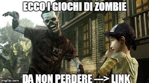 Gioco di zombi