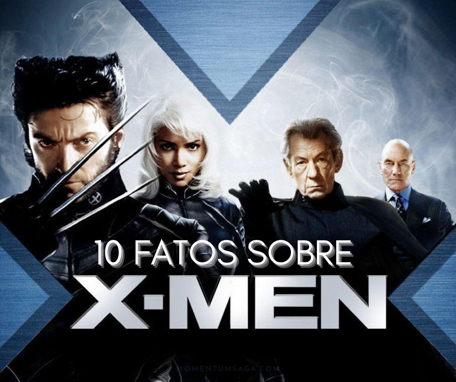 10 coisas que você não sabia sobre X-Men: O Filme
