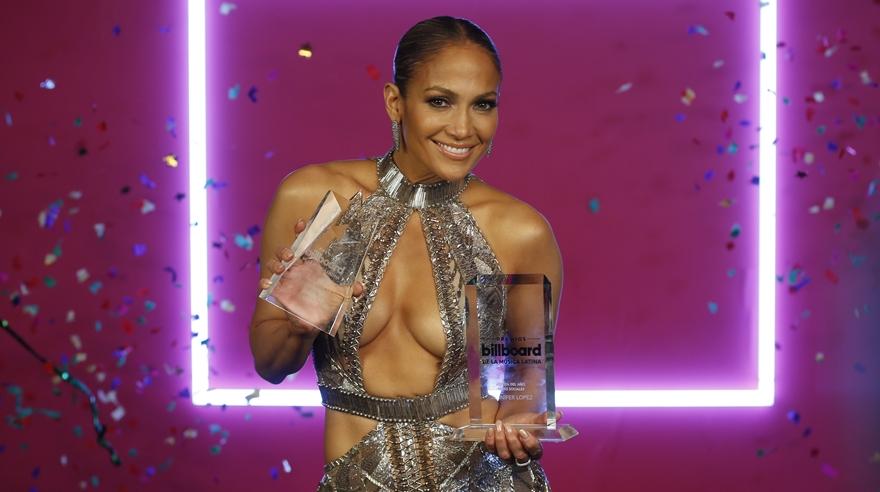 Jennifer Lopez estrena nuevo sencillo en los Billboard Latin Music Awards