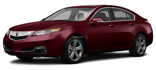 2013 Acura TL Prices, Reviews and Pictures