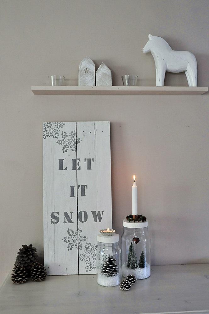 DIY Weihnachtsdeko selber machen
