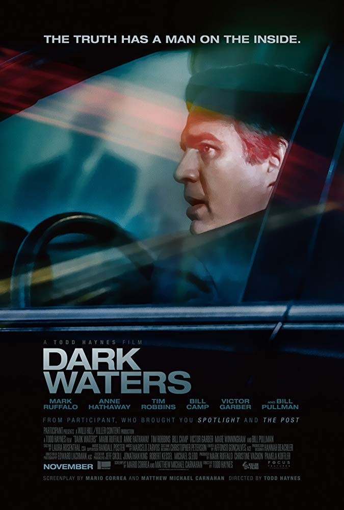 Dark Waters 2019 English 800MB HDRip ESubs Download