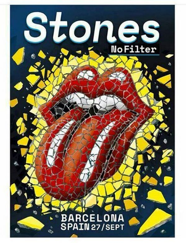 Reliquary: Rolling Stones [2017.09.27] Filter Tour ...