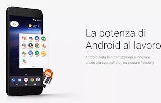 smartphone per lavoro