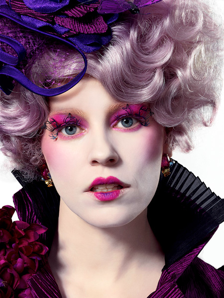 Because I Love Life: Costume # 2: Effie Trinket from ...  Because I Love ...