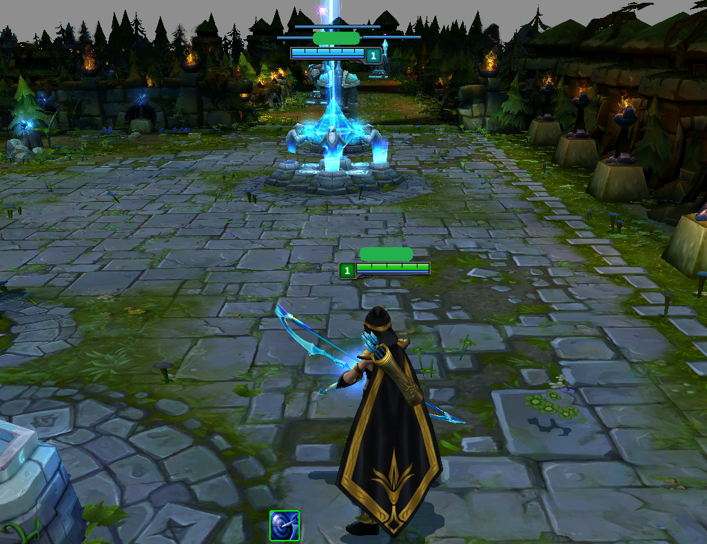 league of legends zoom camera hack