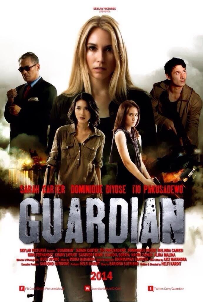 Guardian International Currency: Film Guardian Mendapat Sambutan Positif Di Fantasia