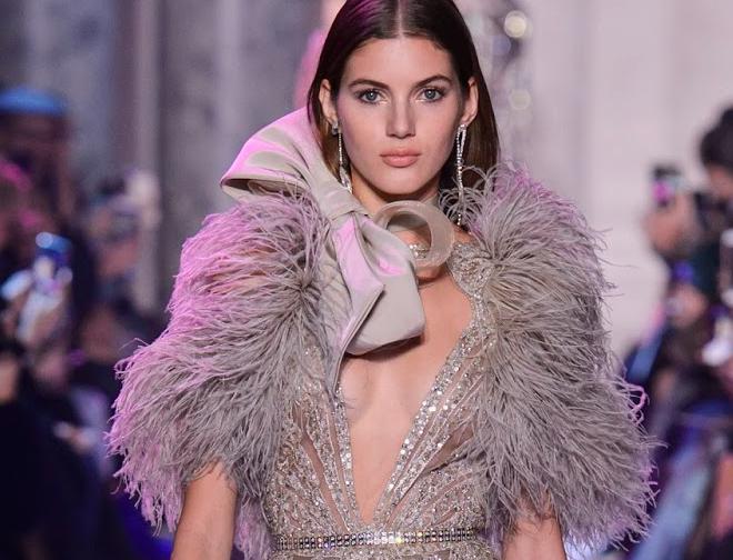 Pure Gown Luxury: ELIE SAAB