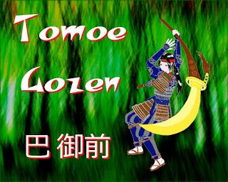 Tomoe Gozen, la increíble guerrera samurái.