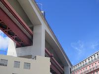 Soporte puente colgante de Lisboa