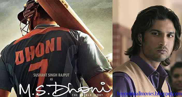 dhoni the untold story movie online