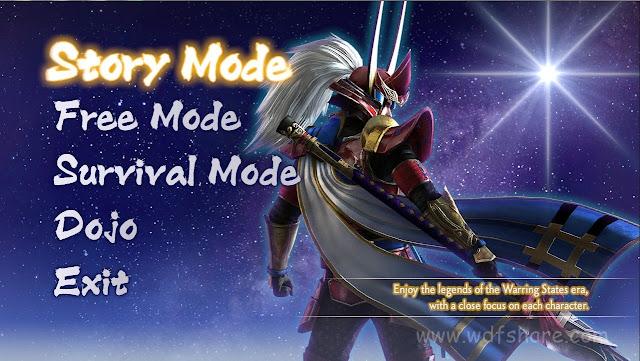 Samurai Warriors 4-II Tanpa Install