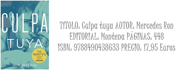 Reseña: Culpa Tuya