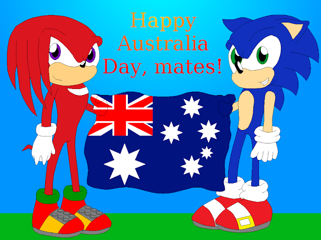 Australia Day 2017 Animation