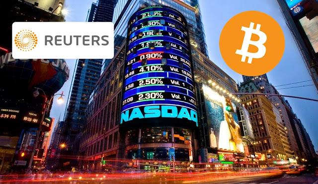 Bitcoin Nasdaq Reuters