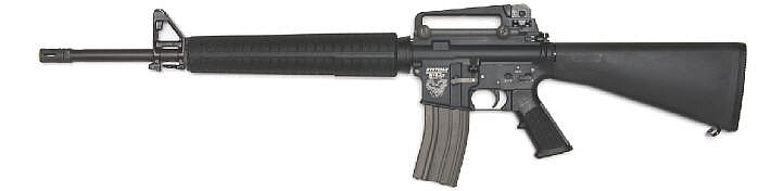 Weapons: M16a1| M16a2| M16a3 | M16a4 | Assault Rifle AR15 M16a3 Assault Rifle