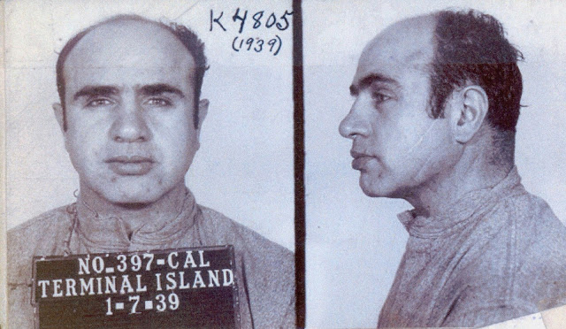 16 November 1939 worldwartwo.filminspector.com Al Capone mugshot