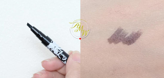 a swatch photo of The Body Shop Brow Sport Brow Liner Review