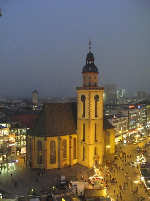 St Katharinen Kirche Frankfurt