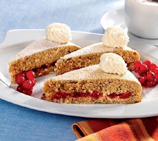 Buckwheat cake recipe