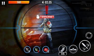 Elite Killer: SWAT Apk v1.3.1 Mod Cheat and Hack Money