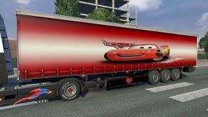 Cars trailer mod by Aguerd_95