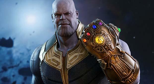 Marvel Comics Ungkap Sosok yang Coba Hidupkan Kembali Thanos